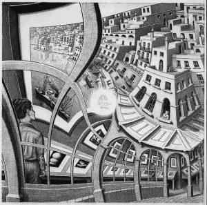 Relativity-Maurits Cornelis